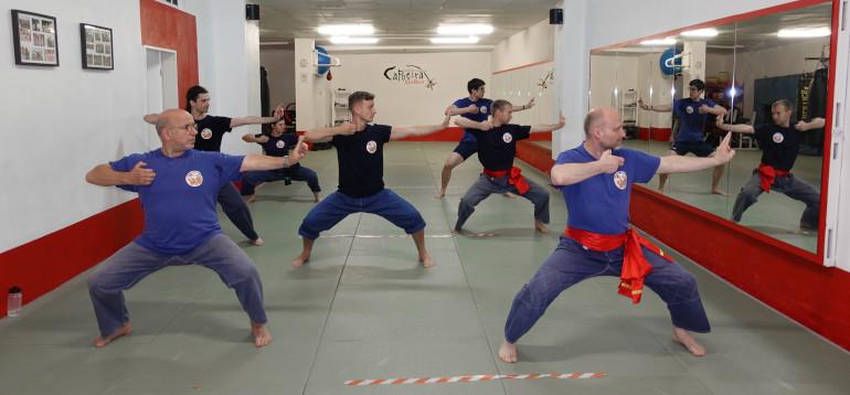 Qi-Gong-Training